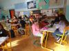 Sedmošolci poučevali tretješolce